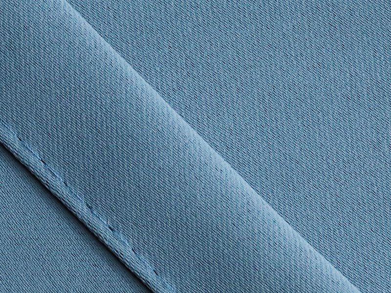 100サイズから選べる!遮光+ウォッシャブル激安既製カーテン 『ホリデー ダークブルー』