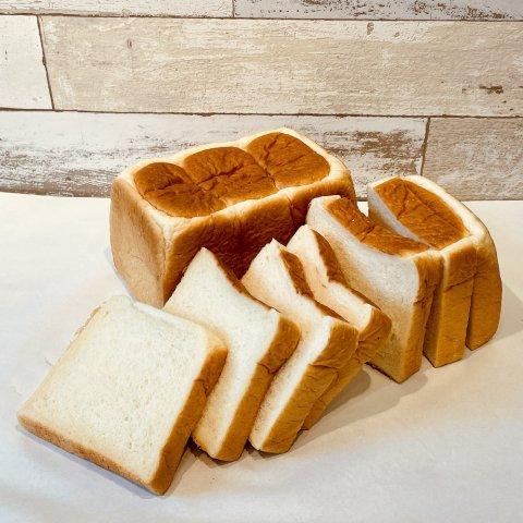 ふんわり&しっとり食パン
