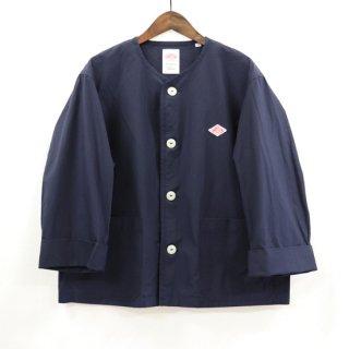 DOWN PROOF ノーカラージャケット 【DANTON】