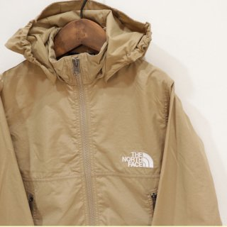 KIDS Compact Jacket 100-140cm 【THE NORTH FACE】