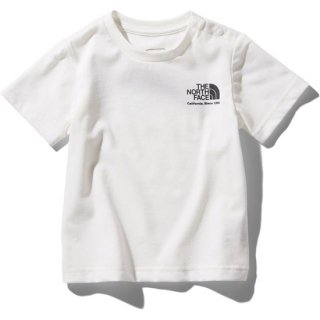 KIDS S/S Historical Logo Tee 【THE NORTH FACE】