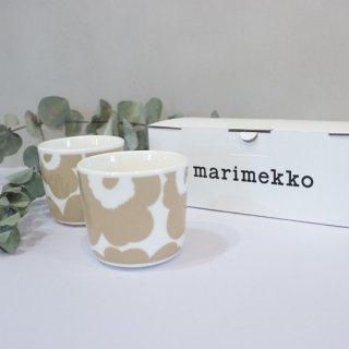 Unikko コーヒーカップセット【marimekko】