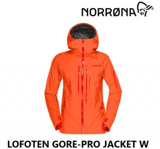 <img class='new_mark_img1' src='https://img.shop-pro.jp/img/new/icons20.gif' style='border:none;display:inline;margin:0px;padding:0px;width:auto;' />NORRONA Lofoten Gore Jacket  ノローナ レディース ロフォテン ゴアテックスプロシェル ジャケット