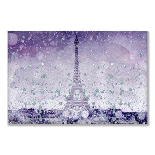 Eiffel Glitter Violet
