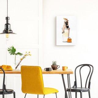 Cafe au Lait Orange