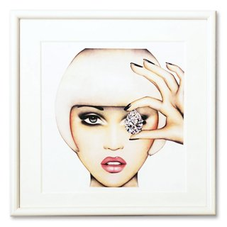 <img class='new_mark_img1' src='https://img.shop-pro.jp/img/new/icons57.gif' style='border:none;display:inline;margin:0px;padding:0px;width:auto;' />Bling Bling - Small Poster Print -