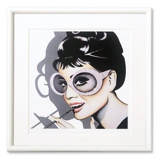 Diamond Darling - Small Poster Print -
