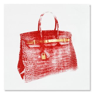 Big Red Hermes Birkin