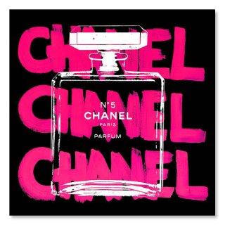 CHANEL CHANEL CHANEL Black