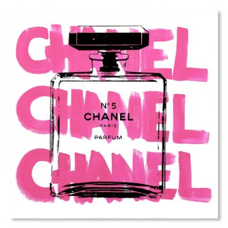 CHANEL CHANEL CHANEL White