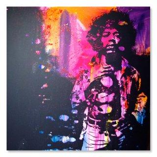 Jimi F Hendrix