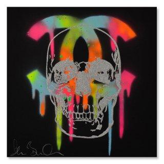 Dark Coco Skull