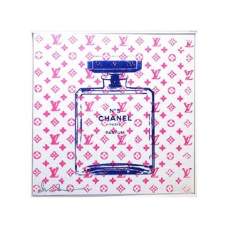 LOUIS CHANEL - Silk Screen -