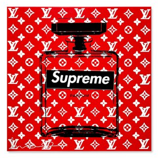 CHANEL Supreme Red - Silk Screen [ Exclusive ] -