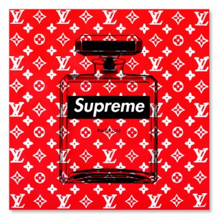 Chanel Supreme Red