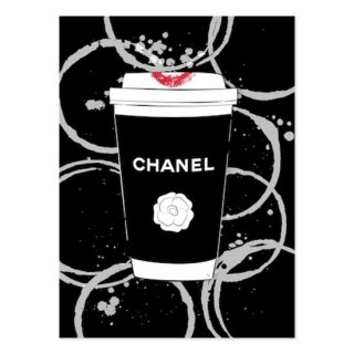 CHANEL Coffee