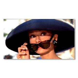 Audrey Hepburn @ Breakfast At Tiffany's