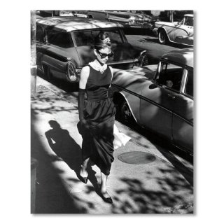 【予約販売】Audrey Hepburn In Breakfast At Tiffany's -1961-. �
