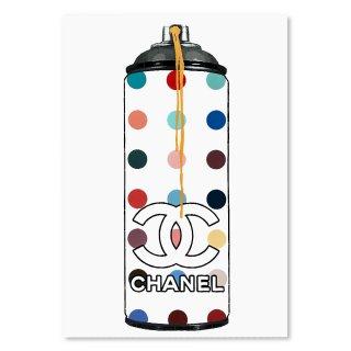 Chanel Spot #4 - Original (L) -