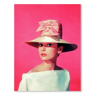 <img class='new_mark_img1' src='https://img.shop-pro.jp/img/new/icons27.gif' style='border:none;display:inline;margin:0px;padding:0px;width:auto;' />Audrey Hepburn, Vintage Movie Star