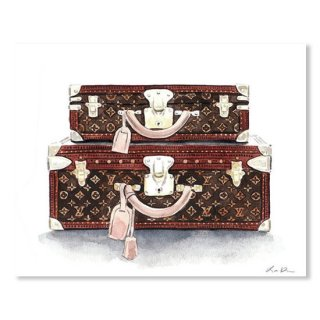 Louis Vuitton Trunks In Monogram