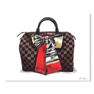 Louis Vuitton Bag Damier Ebene Speedy 1