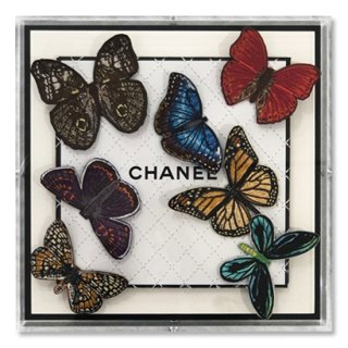 Chanel Butterfly Net II
