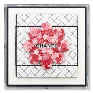 Chanel Flower Flower, Pink II, 2019