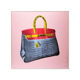 <img class='new_mark_img1' src='https://img.shop-pro.jp/img/new/icons16.gif' style='border:none;display:inline;margin:0px;padding:0px;width:auto;' />Breakfast Birkin - Silk Screen -
