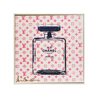 <img class='new_mark_img1' src='https://img.shop-pro.jp/img/new/icons16.gif' style='border:none;display:inline;margin:0px;padding:0px;width:auto;' />LOUIS CHANEL #2 - Silk Screen -
