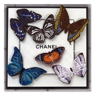 Chanel Butterfly Net IV