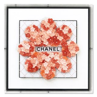 Chanel Flower Flower, Coral, 2020