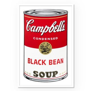 <img class='new_mark_img1' src='https://img.shop-pro.jp/img/new/icons14.gif' style='border:none;display:inline;margin:0px;padding:0px;width:auto;' />Soup Can - BLACK BEAN