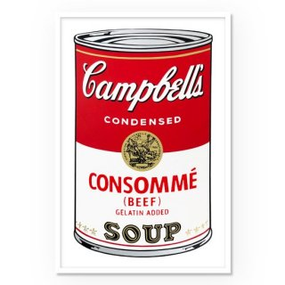 Soup Can - CONSOMME