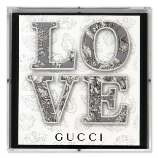 <img class='new_mark_img1' src='https://img.shop-pro.jp/img/new/icons14.gif' style='border:none;display:inline;margin:0px;padding:0px;width:auto;' />Gucci Love Letters (Silver)