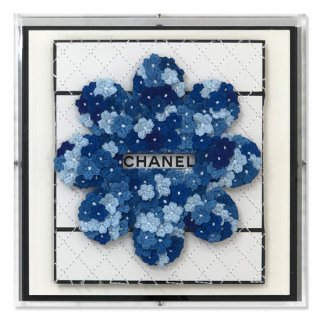 <img class='new_mark_img1' src='https://img.shop-pro.jp/img/new/icons14.gif' style='border:none;display:inline;margin:0px;padding:0px;width:auto;' />Chanel Flower Flower(Sky)