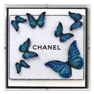 <img class='new_mark_img1' src='https://img.shop-pro.jp/img/new/icons14.gif' style='border:none;display:inline;margin:0px;padding:0px;width:auto;' />Chanel Cerulean Kaleidoscope