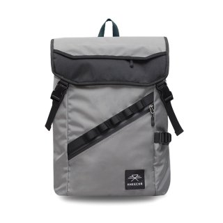 バックパック Mheecha / ALLEY BACKPACK / GRAY+BLACK