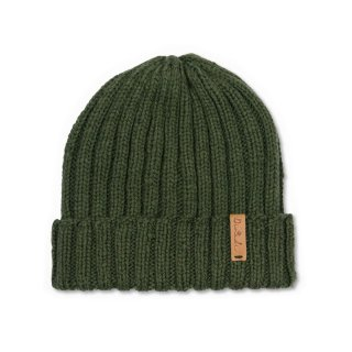 ニットキャップ Dinadi / ANDERS HAT / FOREST GREEN