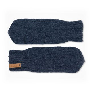 ニットグローブ Dinadi / KLARA MITTENS / MIDNIGHT BLUE
