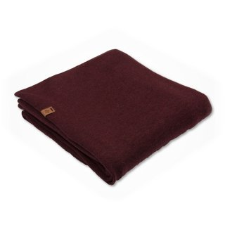 ニットストール Dinadi / GRETA SCARF / WINE RED