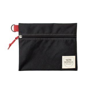 【送料全国一律 360円】ポーチ YATRI SUPPLY / YATRI TRAVEL CASE / BLACK