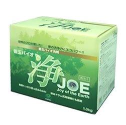 善玉バイオ洗剤「浄JOE」 1.3Kg