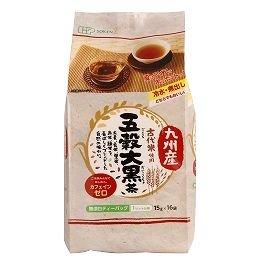 九州産古代米使用 五穀大黒茶ティーバッグ 15g×16袋