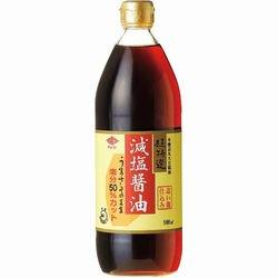 チョーコー醤油 超特選減塩醤油 900mL