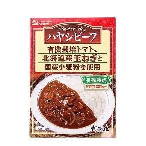 【お買い得】創健社 ハヤシビーフ(レトルト) 180g