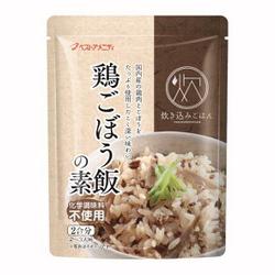 ベストアメニティ 鶏ごぼう飯の素 150g