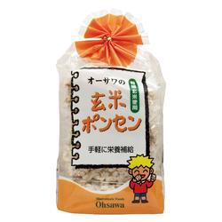 オーサワジャパン 玄米ポンセン 8枚入