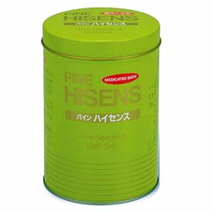 薬用入浴剤パインハイセンス缶 2.1Kg