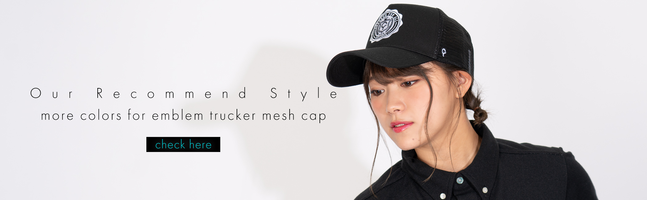 Gorurun Our Recommend Style Trucker